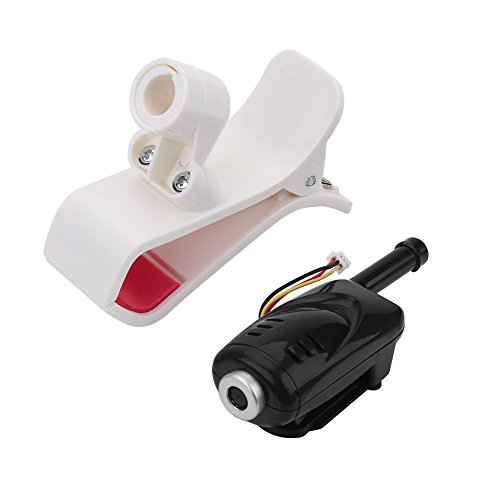 FPV WiFi Camera Cam RC Accessorio + Supporto per Telefono Originale per Syma X5SW / X5HW / X54HW Drone, Risoluzione 640 * 480(Nero)