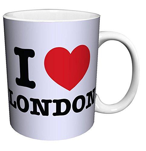 I Heart London (England) Novelty City Pride Quote...