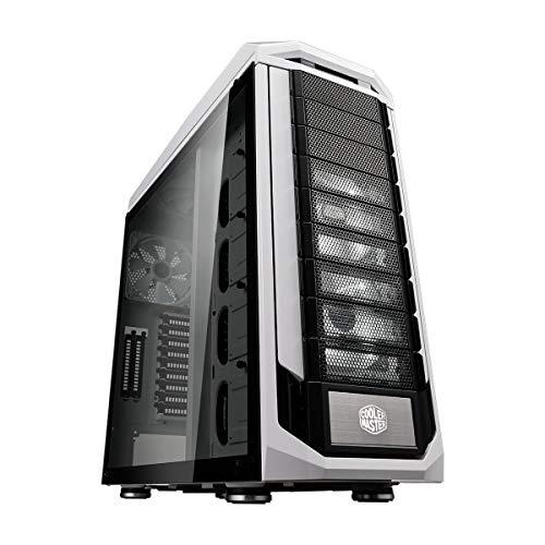 Cooler Master Stryker SE PC-Gehäuse 'XL-ATX, E-ATX, ATX, microATX, mini-ITX, USB 3.0, Echtglas-Seitenteil' SGC-5000W-KWN2