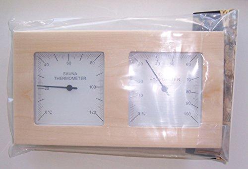 Sauna-Thermo-Hygrometer 224-THA