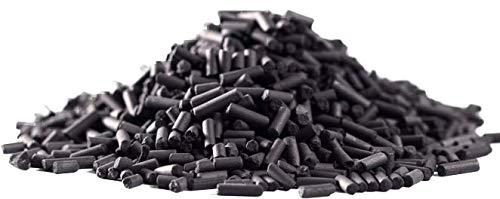 Easyhouse Carbon Activo en pellets Saco 25kg.