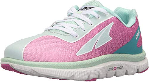ALTRA Juniors A4623 One Jr Running Shoe, Black - 5 M US