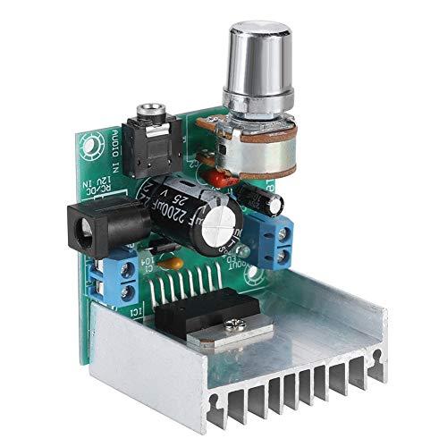 ASHATA - Scheda di amplificazione per amplificatori audio stereo a due canali per home theatre, scheda di amplificazione per computer, MP3, per IPAD