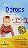 Baby Ddrops® 10 µg 60 drops from Ddrops Company