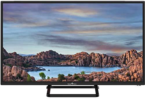 SMART TECH TV LED Full HD Netflix/YouTube 43' 109cm, T2/S2/C, Dolby Audio, SMT43P28FV1L1B1