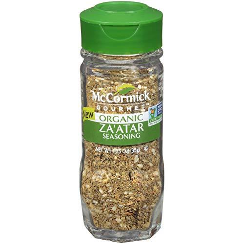 McCormick Gourmet Organic Za'atar, 1.25 oz