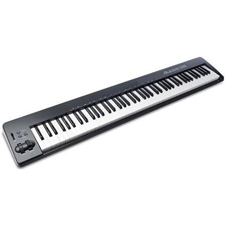 Alesis - Q88 teclado controlador midi usb 88 teclas q-88 ableton