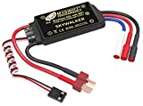 ESC 30A Brushless UBEC Electric Speed Controller 3A Skywalker with T Plug & 3.5mm Bullet Plugs for RC Helicopter