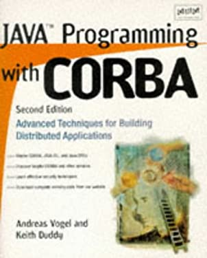Java Programming with CORBA (OMG)