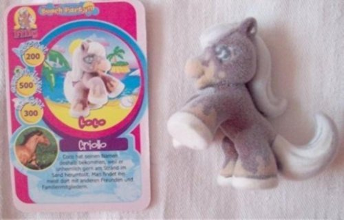 Filly Pferdchen Serie 2 - Beach Party Filly Coco - ca. 4-5cm