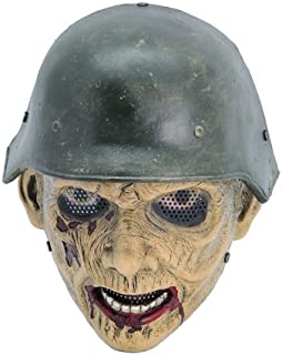 FMA New Wire Mesh WAR 2 Soldier Zombie Full Face Protection Paintball Mask L596