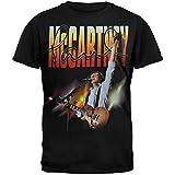 Paul McCartney - Big Time 2011 Tour Soft T-Shirt - Large Black