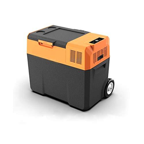 xinbao Autokühlschrank, Kompressor-Gefrierschrank - Kühlbox Camping-Kühlwagen 24V / 12V (40L) Auto-Minikühlschränke Für Den Sport Im Freien Home Tour Reisepicknicks