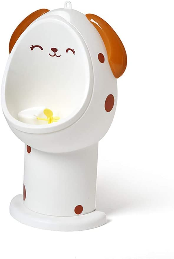 San baby Cute Potty Training Urinals with Funny Aiming Target Windmill for Kids Toddlers Children Boys Toilet,Black
