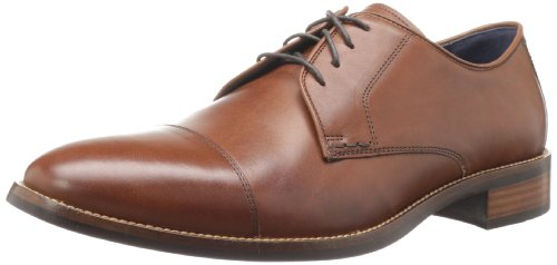 Cole Haan Men's Lenox Hill Cap Oxford,British Tan,10.5 M US