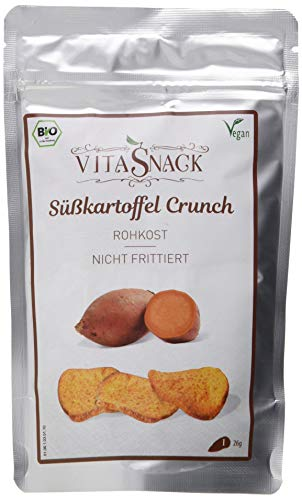 VitaSnack Organic Sweet Potato Crunch (1*26 g)
