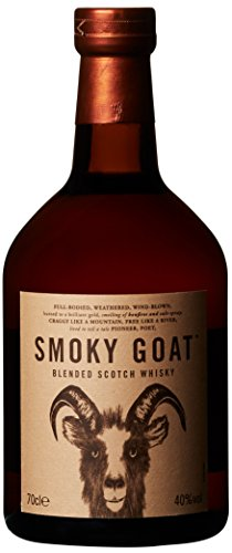 Smoky Goat Blended Scotch Whisky (1 x 0.7 l)