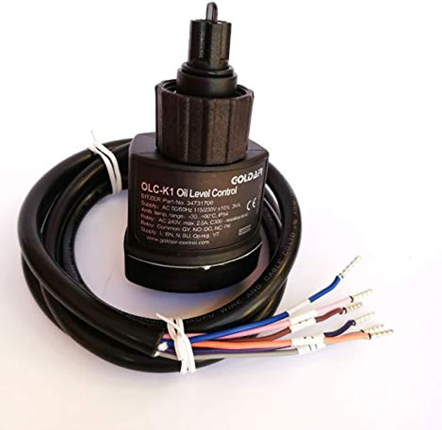 Compressor photoelectric Oil Level Switch OLCK1 Oil Level Relay 34731706 Photoelectric Switch 34731806  (color  34731706)