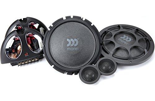 Morel Virtus Nano 602 - Sistema de altavoces para coche (montaje superficial)