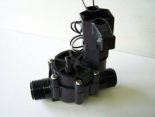 Rain Bird 100-DV-MM Électrovanne magnétique en plastique, filetage extérieur 1 \