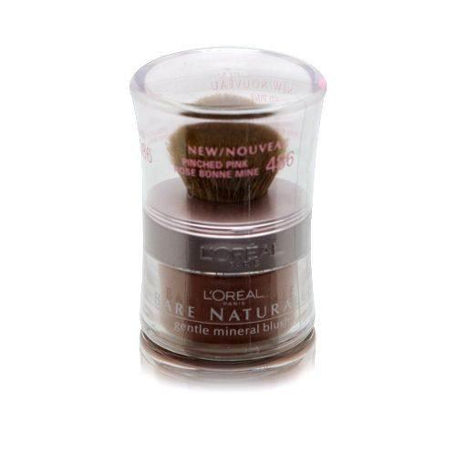 L'Oreal Paris True Match Gentle Mineral Blush, Pinched Pink [486] 0.15 oz