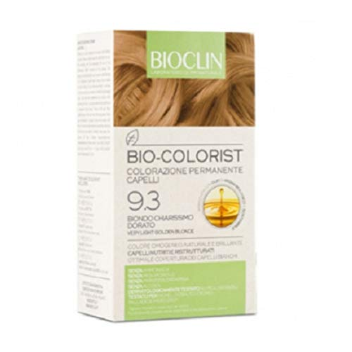 BIOCLIN Bio Colorist Colorazione Permanente 9.3 Biondo Chiarissimo Dorato