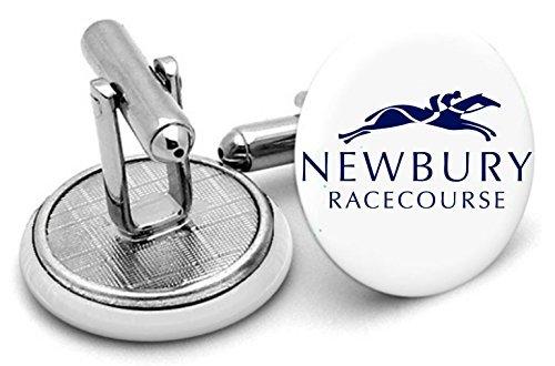Shires Newbury Racing boutons de manchette, Homme, cadeaux, mariage, Groom, jockys,