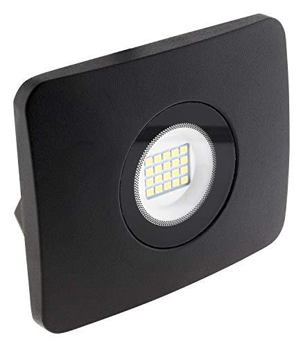 Projecteur LED étanche 20W noir