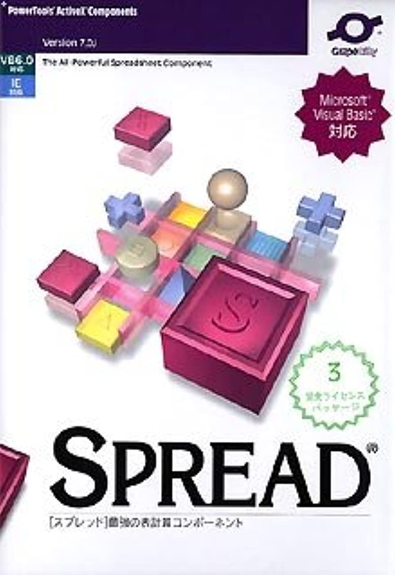 集団ブランド名山岳SPREAD 7.0J 3開発ライセンスパッケージ