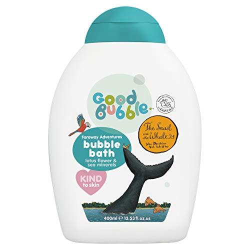 Good Bubble The Snail & The Whale Lotus Flower & Sea Minerals Bubble Bath