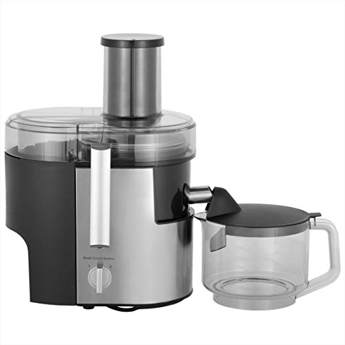 Amazing Deal Panasonic MJ-DJ01S Juicer 1.5L 800W Juice Extractor, Stainless Steel, 220V (Non-USA Com...