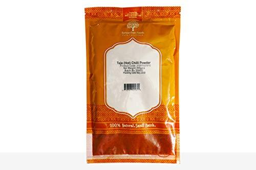 Polvo de chile Teja (picante) 200g