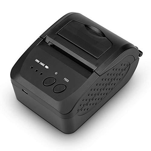 Draadloze Bluetooth-ontvangstthermoprinter, draagbare persoonlijke rekenmachine, mini-USB-POS-printer, compatibel met Android/iOS/PC/Windows/Linux voor de detailhandel in restaurantverkoop