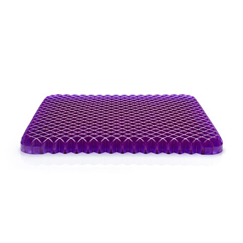 Purple Simply Seat Cushion - Seat Cushion for The Car Or Office...