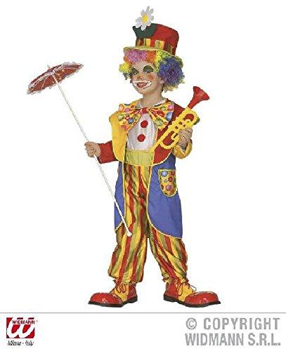 Widmann - Déguisement Clown Chic - 4/5 Ans