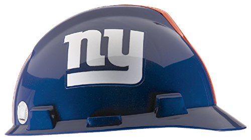 MSA 818403 NFL V-Gard Protective Cap, New York Giants