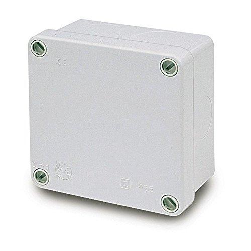 famatel 3071Box wasserdicht 100x 100x 55ohne Tellerrahmen