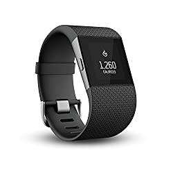 The Surge Fitbit fitness tracker