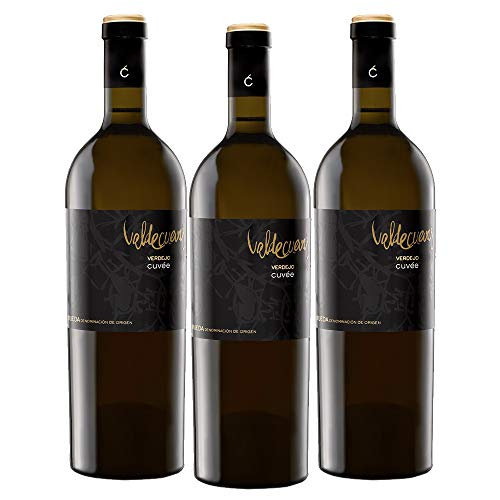 Valdecuevas Cuvée Vino Blanco Caja WEB de 3 Botellas 75 cl