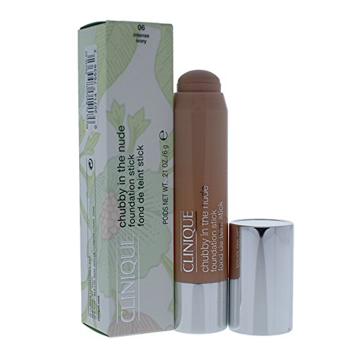 Clinique Chubby In The Nude Maquillaje En Barra - Tono 06 Ivory, 6 gr