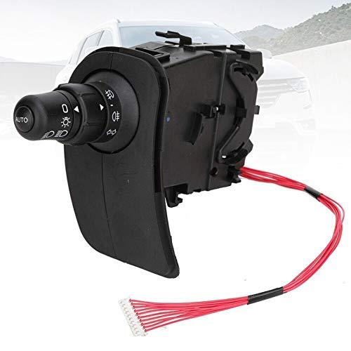 Stabile Blinkerschalter Stalk, Blinkersteuerung Kompatibel mit Clio MK3 Modus Kangoo 8201590638 7701057090