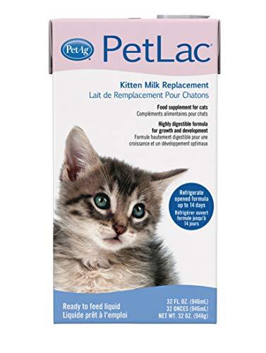 PetLac Liquid for Kittens, 32 oz