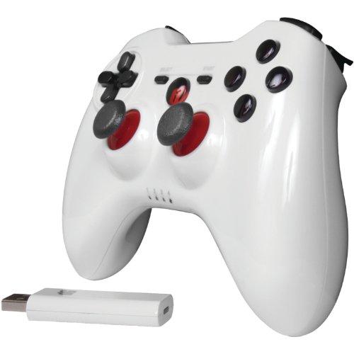 dreamGEAR PS3 Phenom Wireless Controller - White