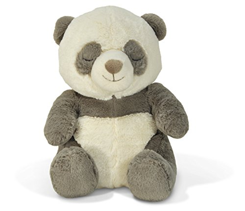 Product Image of the Cloud b Soothing Sound Machine | Cuddly Stuffed Animal | 4 White Noise and 4...