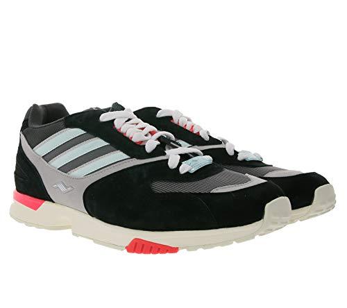 adidas Originals Lifestyle ZX 4000 - Zapatillas deportivas para hombre, diseño retro, color negro, color Negro, talla 42 2/3 EU