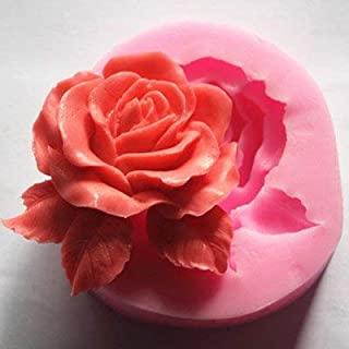 Panrot Silicone Soap Mold - Silicone Soap Molds - Soap Silicone Mold Soap Mold Silicone Soap Mold Rose - Soap Mold Silicone