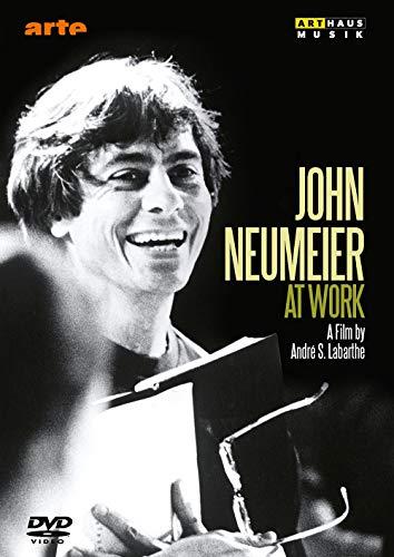 John Neumeier at Work