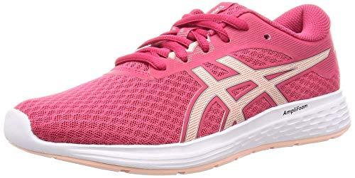 ASICS Damen Patriot 11 Laufschuhe, Pink (Rose Petal/Breeze 700), 41.5 EU