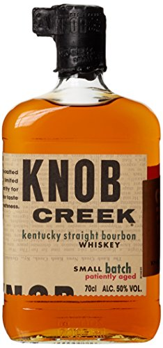 Knob Creek Patiently Aged, 1er Pack (1 x 700 ml)