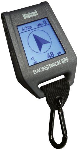 Bushnell GPS Gerät BackTrack Point-5 tech grau